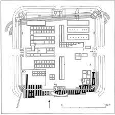 roman buildings north of the danube romans in olomouc
