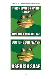 Bachelor Frog Memes - the book of f cking hilarious internet memes free preview