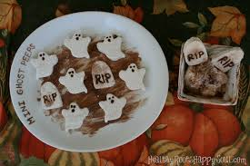 how to make fake tombstones for halloween naturally loriel diy mini ghost peeps naturally loriel