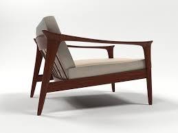 colorado armchair by folke ohlsson design 3d model max obj fbx mtl mat