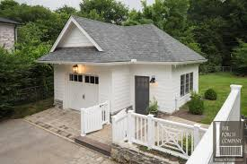 shed roof screened porch screened porch and garage oasis the porch companythe porch company