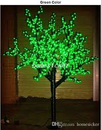 christmas lights direct from china discount led christmas light cherry blossom tree light leds 6ft 1 8m