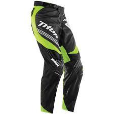 motocross gear manufacturers new thor mx gear core bend black green motocross dirt bike