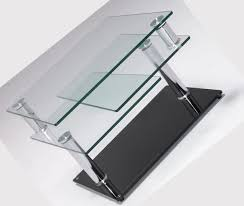 modern glass side table modern glass coffee tables