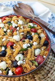 Cold Pasta Salad Recipe Sun Dried Tomato Pasta Salad Valerie U0027s Kitchen