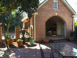 Indoor Patio Designs by Patio House Is A Mostly Brick And Part Of Outdoor Expansion