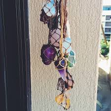 hanging crystals best 25 hanging crystals ideas on boho