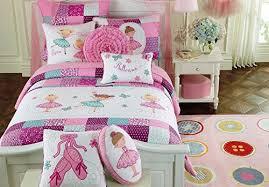 Purple Toddler Bedding Set Toddler Bedding Set Ballerina Quilt Turquoise Purple Pink Cotton