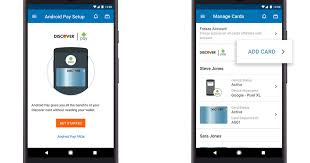 android pay app android pay now works with your mobile banking app