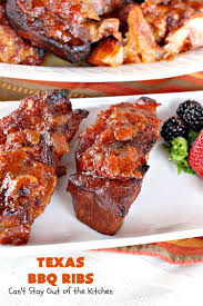 texas bbq ribs can u0027t stay out of the kitchen