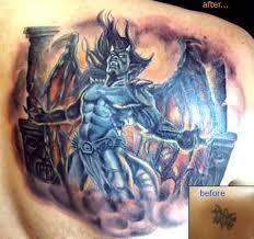gargoyle tattoo art and designs page 7