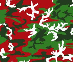 camo christmas christmas woodland camo fabric ricraynor spoonflower