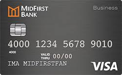 Secured Credit Card For Business Business Secured Credit Card Midfirst Bank