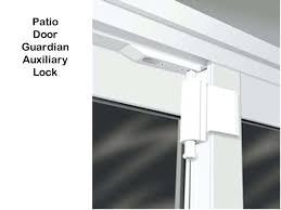 Sliding Patio Door Security Locks Sliding Patio Door Locks And Patio Sliding Glass Door Lock