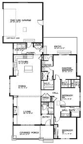Bungalow Plans Bungalow House Plans With Garage In Back Homes Zone