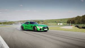 2018 mercedes amg gt r trailer youtube