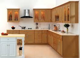 Kitchen Cabinet Doors Unfinished Modern L Shaped Kitchen Remodeling With Unfinished Kitchen Cabinet