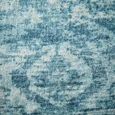 Arabesque Rugs Distressed Arabesque Wool Rug Midnight West Elm Uk