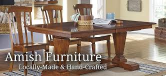 amish made dining room tables indiepretty