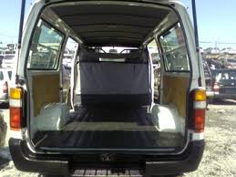 Toyota Hiace Van Interior Dimensions 2001 Toyota Hiace Van Images For Sale