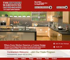 Kitchen Website Design Examples Of Our Work Tailor Made Advertising