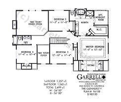master on house plans glenhurst f house plan house plans by garrell associates inc