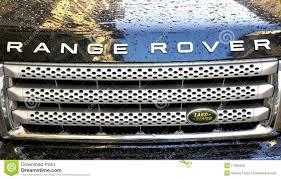 range rover vector rover car logo editorial photo image 17265916