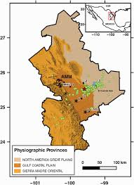 Leon Mexico Map by Relationship Between Mmi Data And Ground Shaking In The State Of
