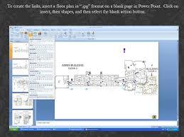 how to create a floor plan in powerpoint interactive floor plan overview and training interactive floor plan