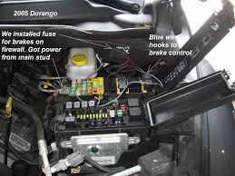 battery for dodge durango 2005 hemi dodge durango trailer brake controller install