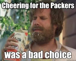 Funny Packers Memes - green bay packers memes
