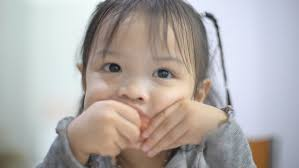 Cute Baby Lies On The Sofa Stock Footage Video  Shutterstock - Lying sofa 2