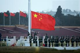 China Flag Ww2 Screwing With China U0027s National Anthem Could Soon Land People In