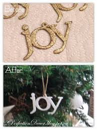 2perfection decor dollar store ornaments with a simple twist