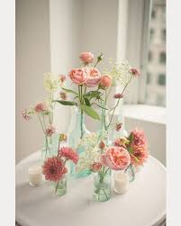 Small Flower Vases Centerpieces Best 25 Bud Vases Ideas On Pinterest Small Flower Arrangements