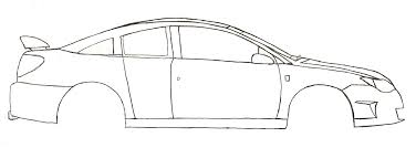 cars drawings lamborghini drawing side view lamborghini side view drawinghow to