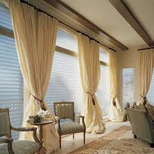 Curtains For Large Picture Window 14 Best Curtain Drape Images On Pinterest Curtains Draping And