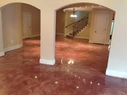 Staining Concrete Basement Floor Metric Concrete Concrete Polishing Photo Gallery