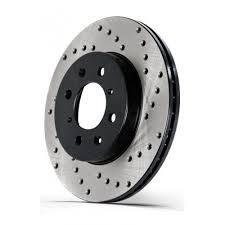 honda civic rotors sportstop drilled rotors honda civic si 06 11 front rotors