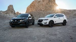 nissan rogue the 2017 nissan rogue rogue one limited edition is more than a
