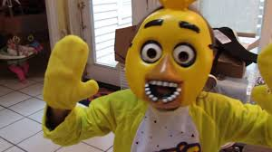 chica child costume unboxing video review halloween fnaf five
