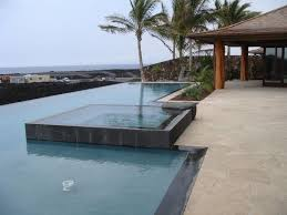 Lipoolandpatio by Pool And Patio Construction Site Hawaiian Modern Residential