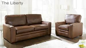 The Sofa Collection British Made Sofas Handmade In The UK - Full leather sofas