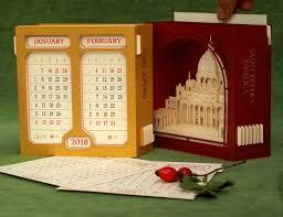 Great Christmas Gift Ideas For The Boss Best Calendar 2019 Idea Gift Calendar Card Gift Promo Item
