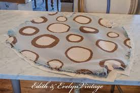 how to create your own grain sack with drop cloths edith