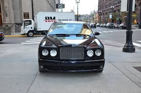 bentley arnage t 2005 bentley arnage t stock r327b for sale near chicago il il