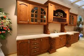 Kitchen Colors With Oak Cabinets Kitchen Table With Cabinets Underneath Trends And Storage Images
