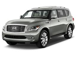 infiniti qx56 vs mercedes gl450 2012 infiniti qx56 safety review and crash test ratings the car