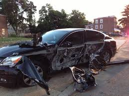 lexus gs350 slammed police searching for hit and run driver in frankford cbs philly