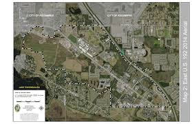 Map Of Kissimmee Osceola County Community Redevelopment Agency For The East U
